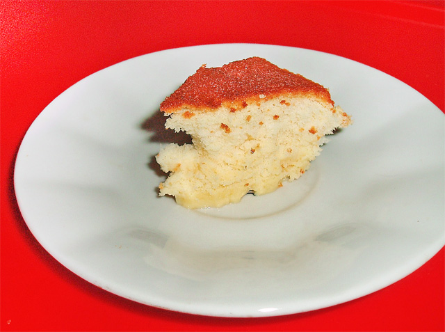Creamy Yogurt Spongey Cake