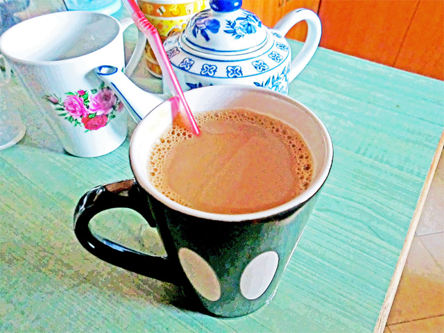 Non-Dairy Hot Chocolate