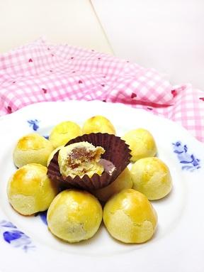 Melt-in-the-mouth Pineapple Tarts (Vegan Filling)