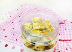 Crunchy Melting Peanut Cookies (Vegan/Keeps 2 weeks)
